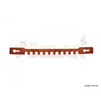Letáč uzáver PVC jednodielny menší