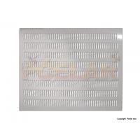Materská mriežka LR -DB10 -B PVC perforácia