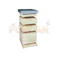 Dadant úľ 10 ramikový špecial 2 s rámikmi