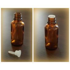 Fľaštička na propolis s kvapkadlom 20 ml