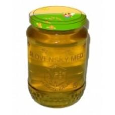 Pohár sklenený zväzový 720ml/1kg medu