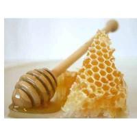 Drevená lyžička na med